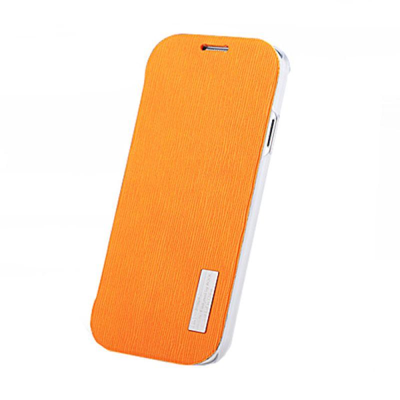 ROCK Elegant for Samsung S4 - Orange