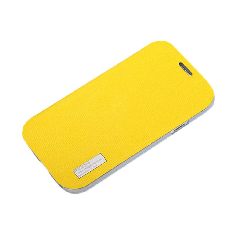 ROCK Elegant for Samsung S4 - Yellow