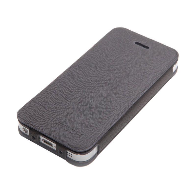 Rock Texture for iPhone 5 - Dark Grey