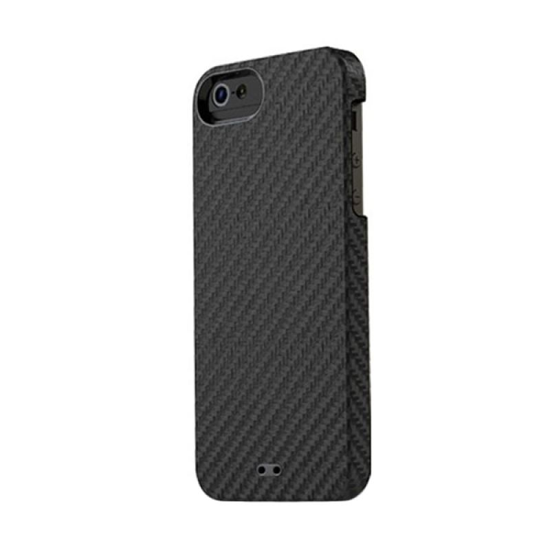 Tunewear CarbonLook for iPhone 5 / 5S - Black
