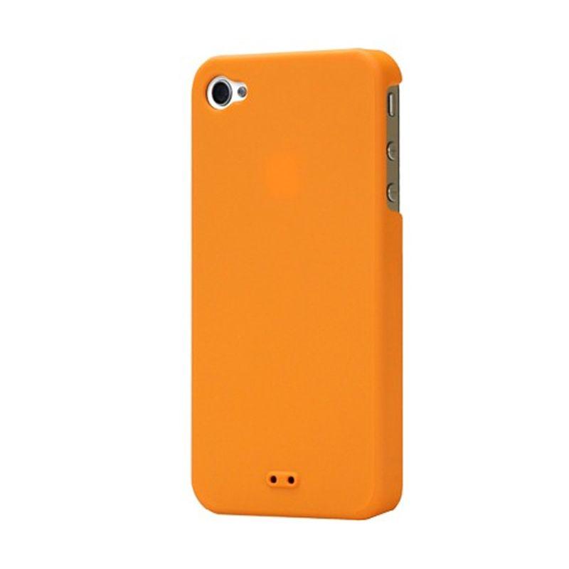 Tunewear Eggshell for iPhone 4/4S - Orange