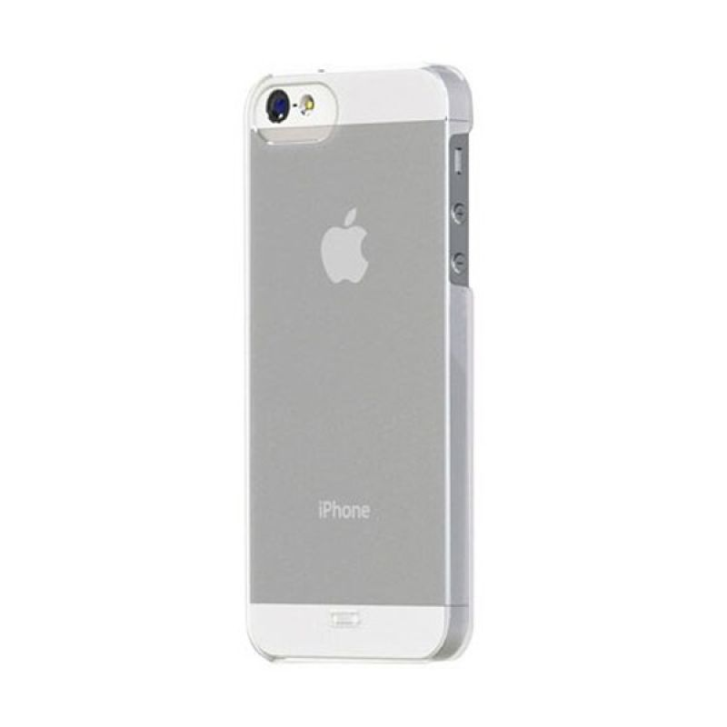 Tunewear Eggshell for iPhone 5 - Clear