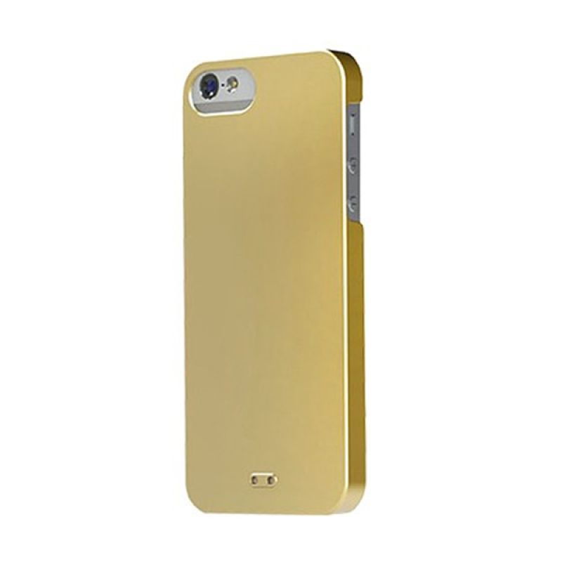 Tunewear Eggshell Pearl for iPhone 5 - Gold