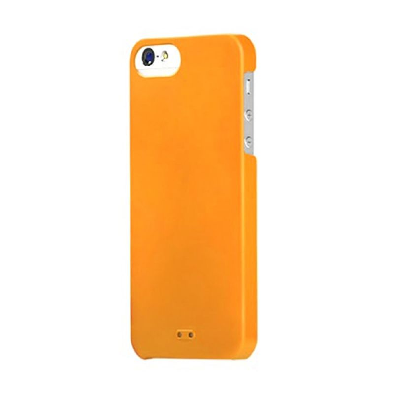 Tunewear Eggshell for iPhone 5 - Orange