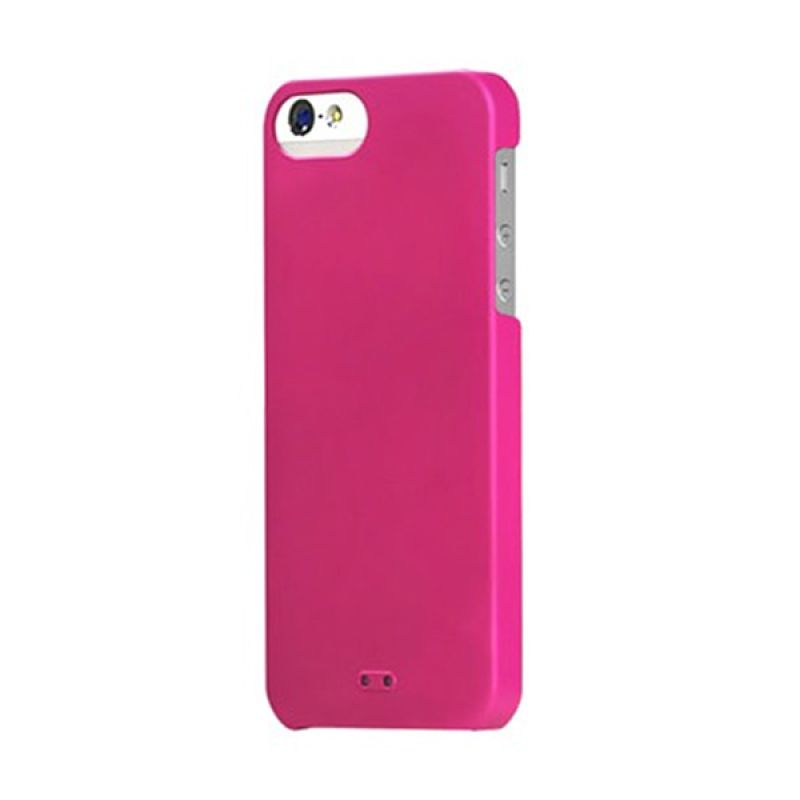 Tunewear Eggshell for iPhone 5 - Pink