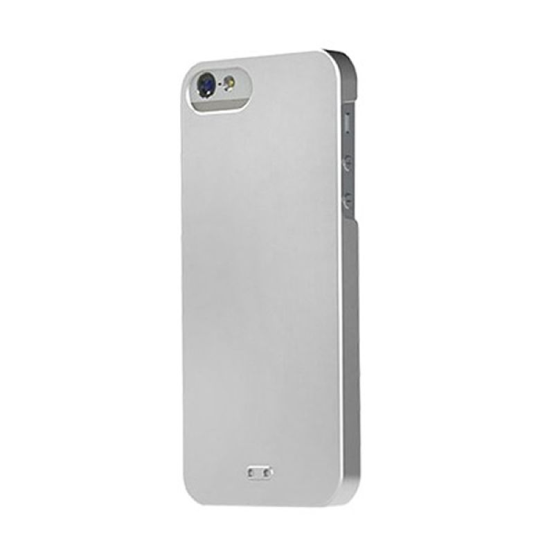 Tunewear Eggshell Pearl for iPhone 5 - Silver