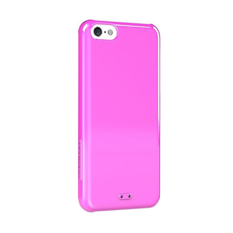 Tunewear Eggshell for iPhone 5C - Pink