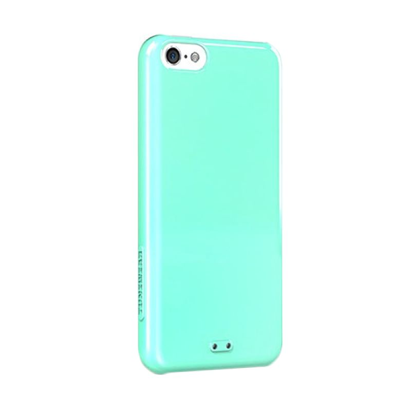 Tunewear Eggshell for iPhone 5C - Sage