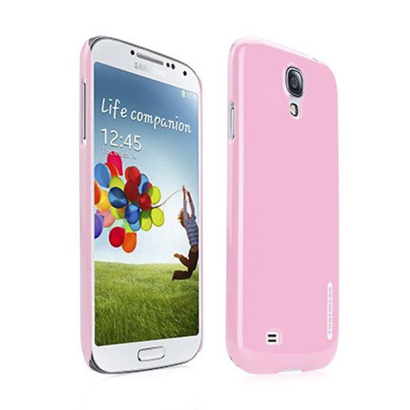 Tunewear Eggshell for Samsung S4 - Pink