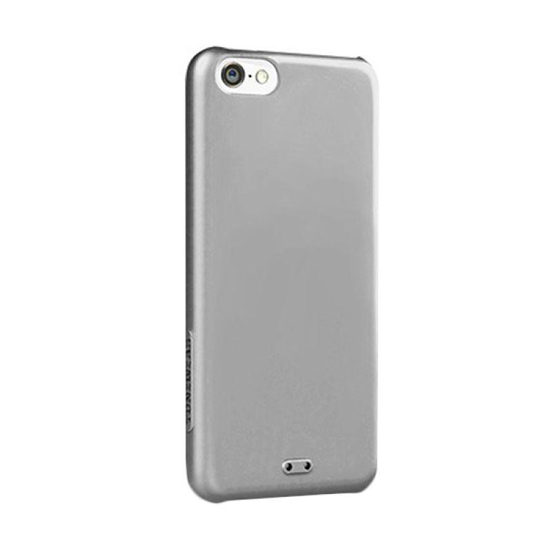 Tunewear Eggshell Pearl for iPhone 5C - Pearl Silver