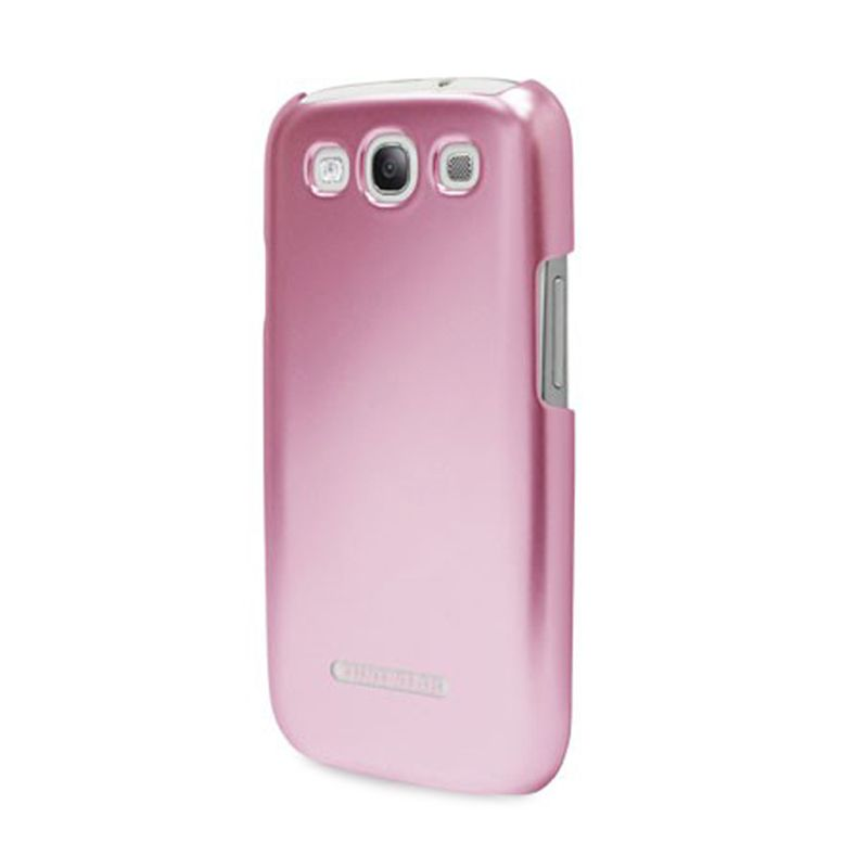 Tunewear Eggshell Pearl for Samsung S3 - Pink