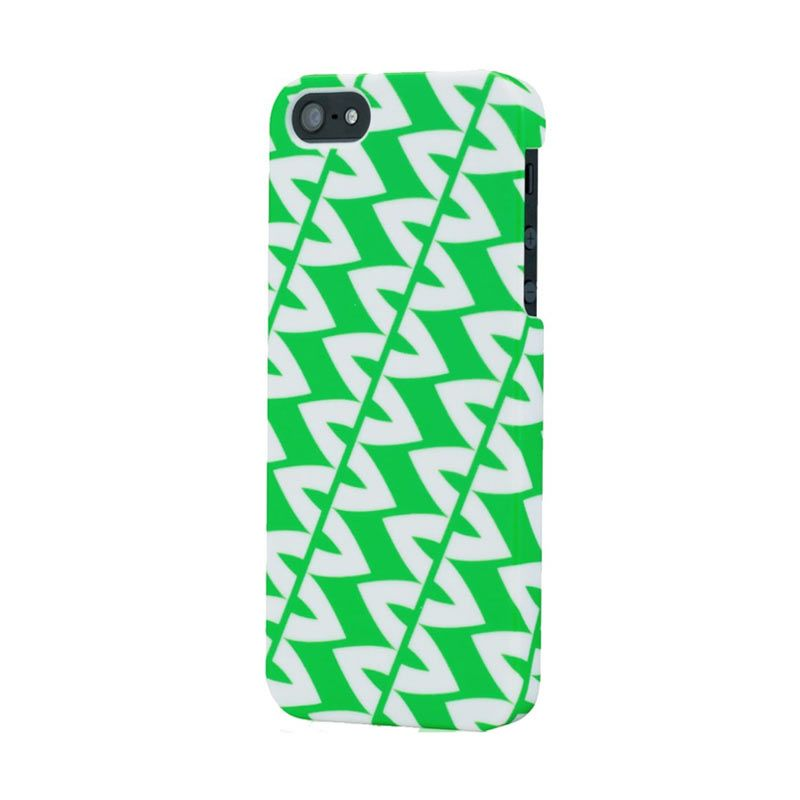 Tunewear Finland Series for iPhone 5 - Koivu ( Green )