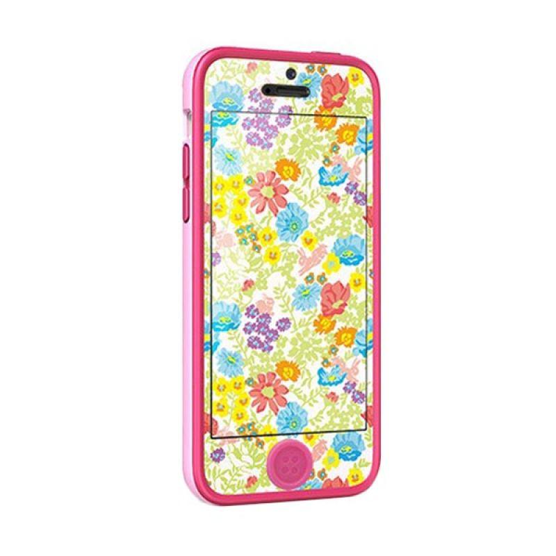 Tunewear PopTune for iPhone 5C - Bunny Garden (Flower)