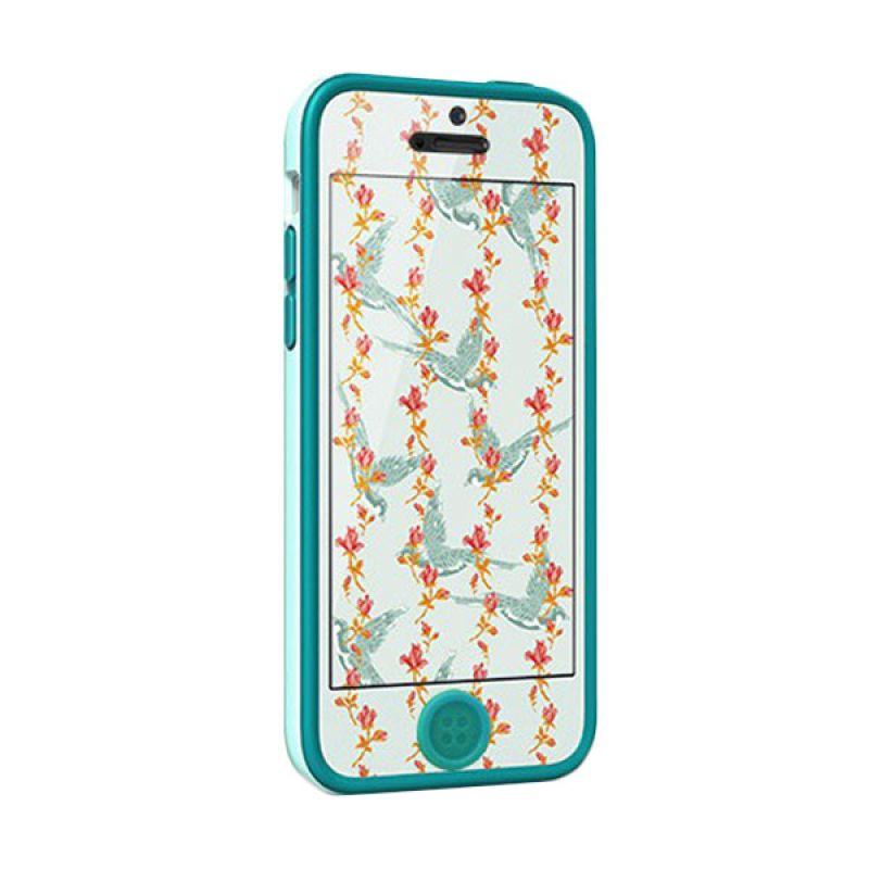 Tunewear PopTune for iPhone 5C - Rose & Migrant (Bird)