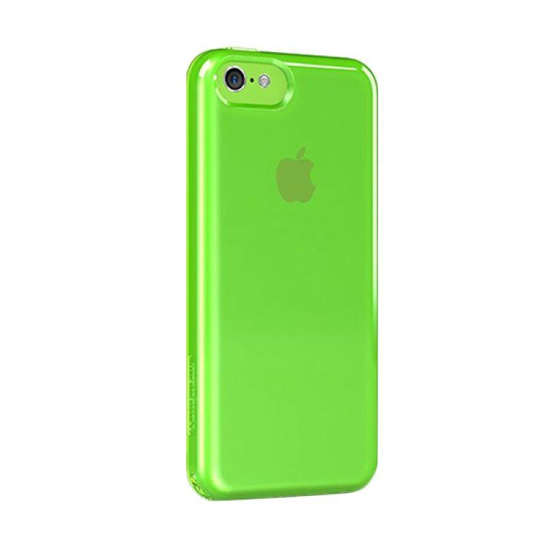 Tunewear Softshell for iPhone 5C - Green