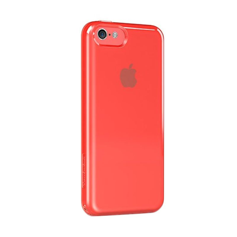 Tunewear Softshell for iPhone 5C Pink
