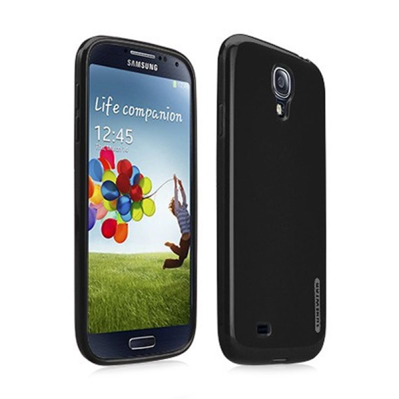 Tunewear Softshell for Samsung S4 - Black