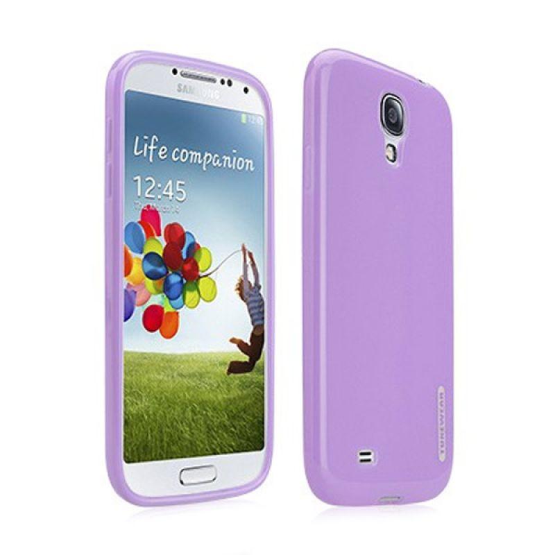 Tunewear Softshell for Samsung S4 - Lavender