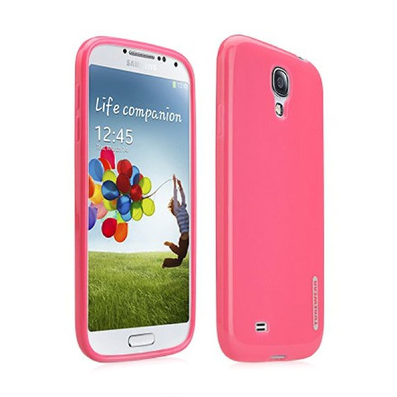 Tunewear Softshell for Samsung S4 - Pink