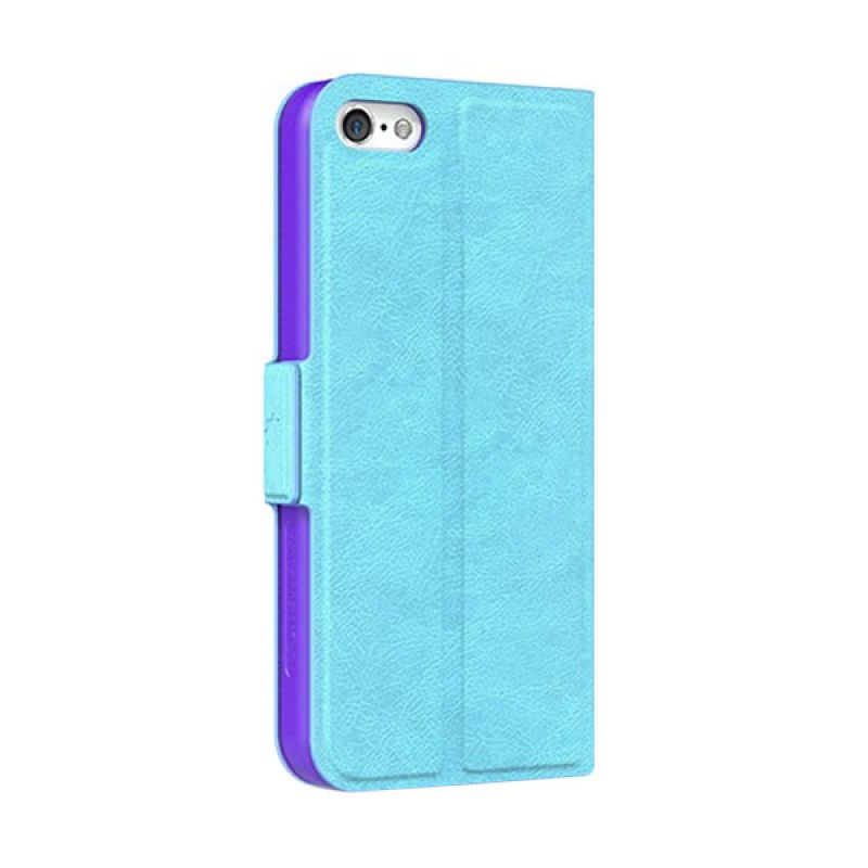 Tunewear Tunefolio for iPhone 5C Blue