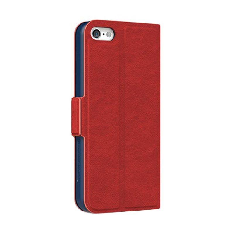 Tunewear Tunefolio for iPhone 5C - Red
