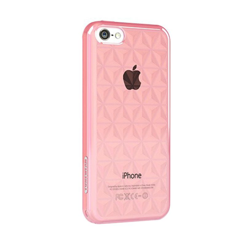 Tunewear TunePrism for iPhone 5C - Peach