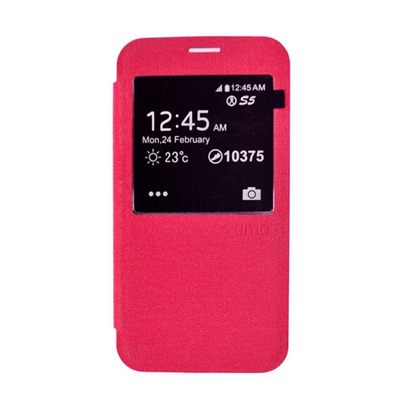 Ume Enigma S View for Samsung Galaxy S5 - Magenta