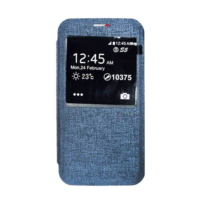 Ume Enigma S View for Samsung Galaxy S5 - Navy