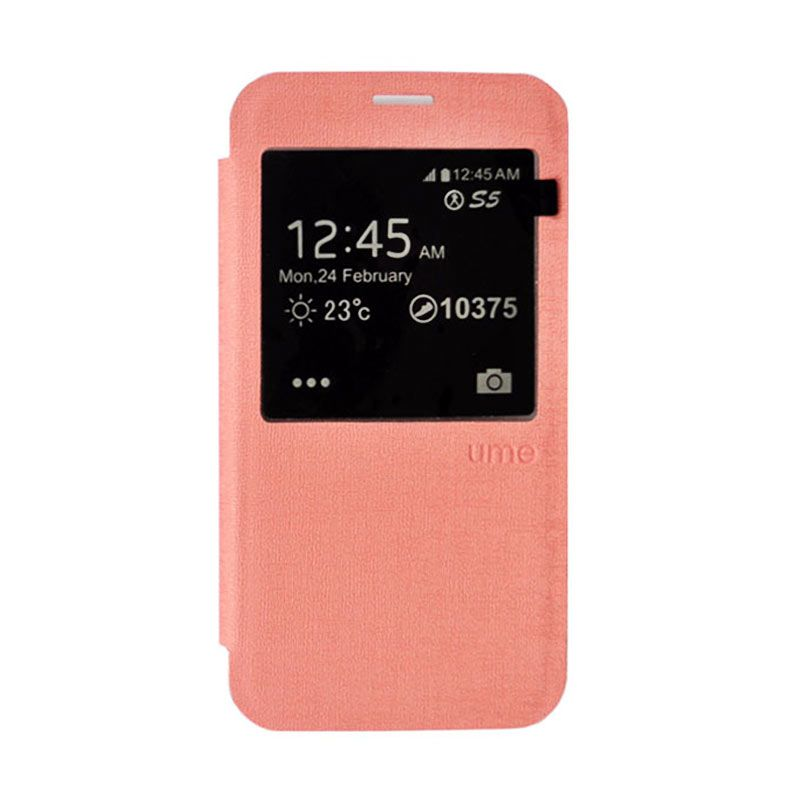 Ume Enigma S View for Samsung Galaxy S5 - Pink