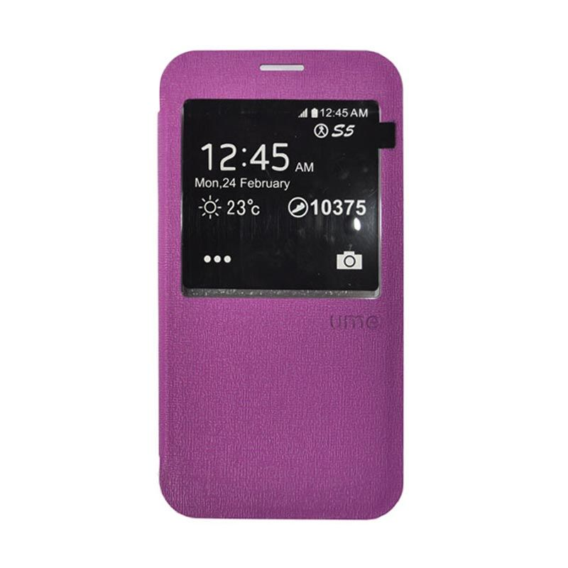 Ume Enigma S View for Samsung Galaxy S5 - Purple