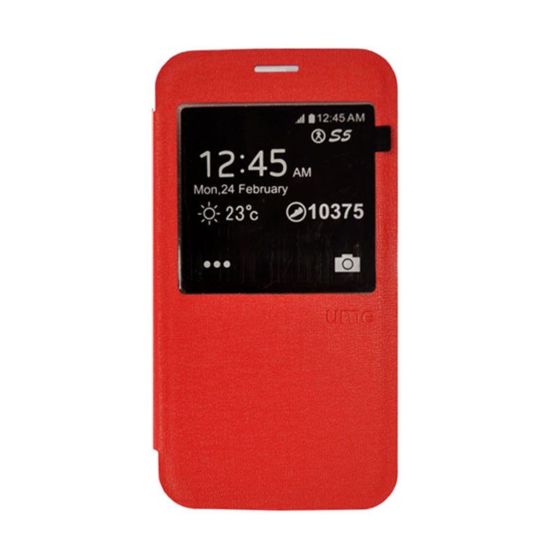 Ume Enigma S View for Samsung Galaxy S5 - Red
