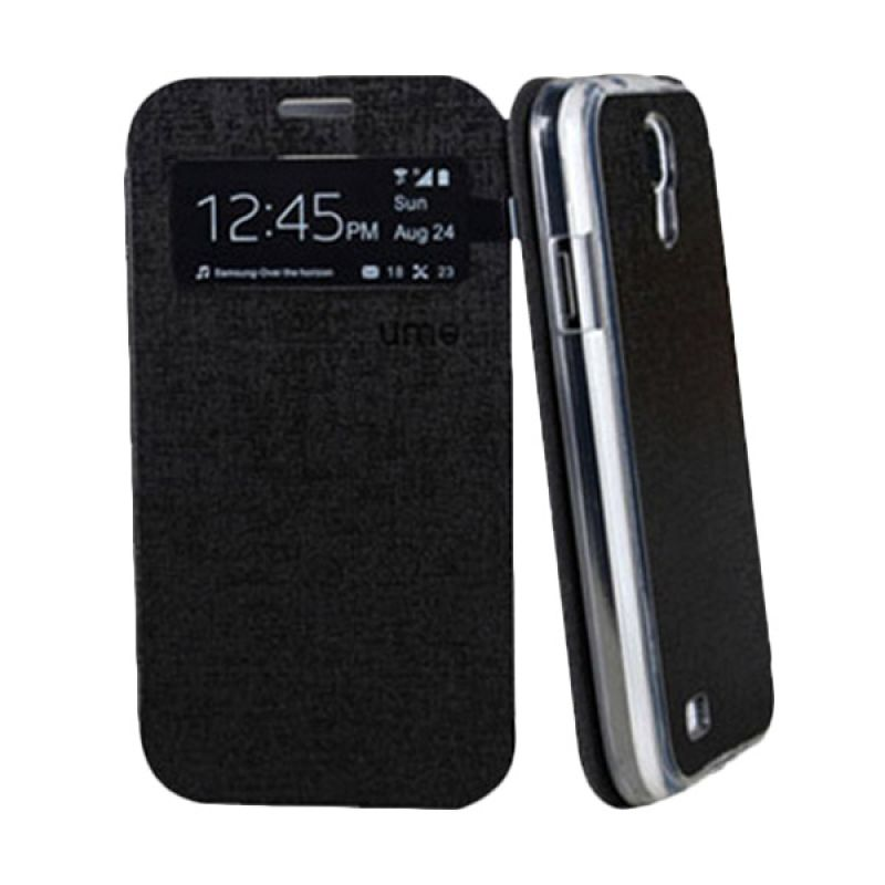 Ume Enigma Series S View for Samsung Galaxy S4 Mini - Black