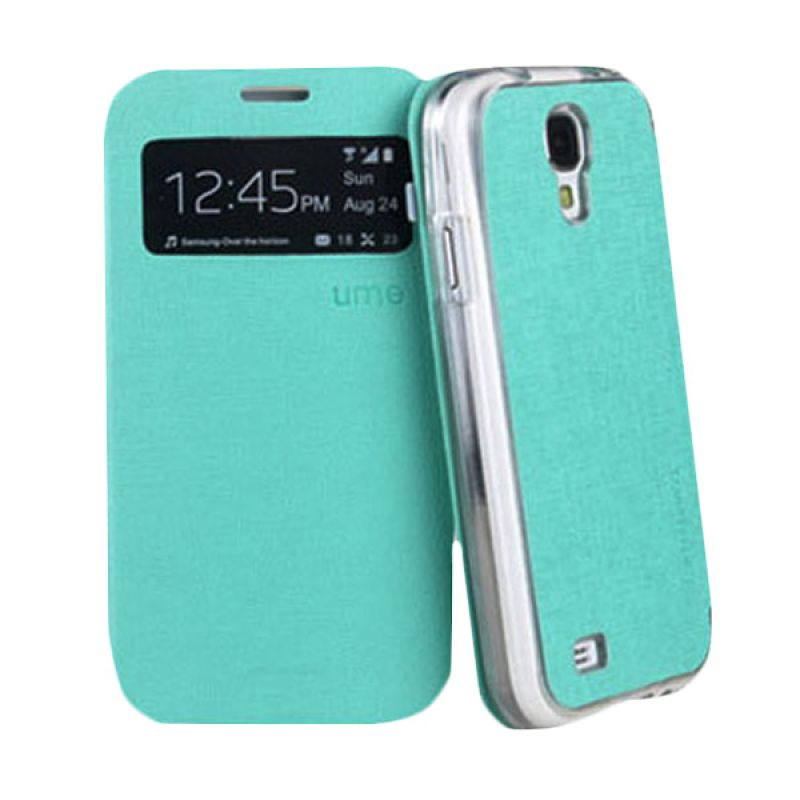 Ume Enigma Series S View for Samsung Galaxy S4 Mini - Green