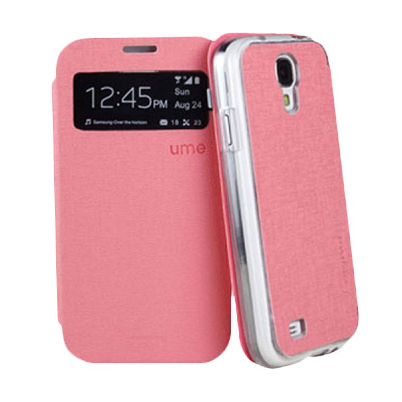 Ume Enigma Series S View for Samsung Galaxy S4 Mini - Pink