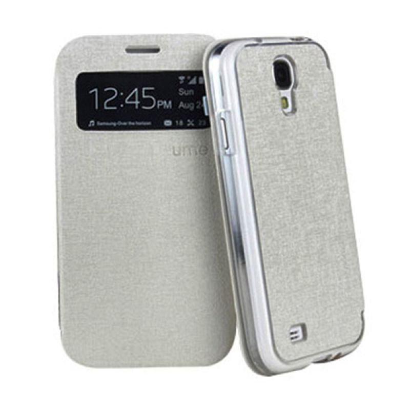 Ume Enigma Series S View for Samsung Galaxy S4 Mini - White