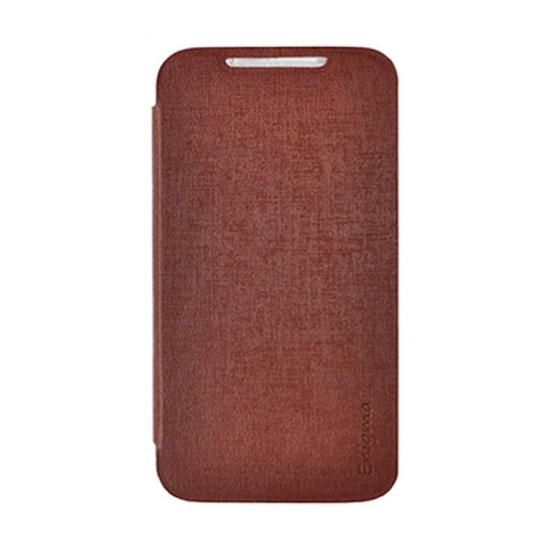Ume Soft Colorful For Lenovo S820 - Brown