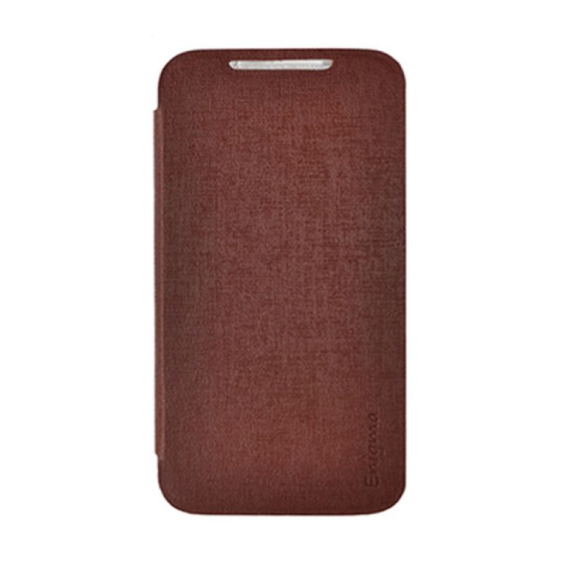 Ume Soft Colorful For Samsung Galaxy Infinite - Brown