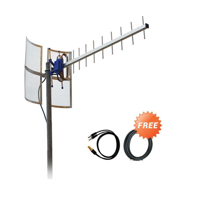 Antena Yagi TXR185 for Modem Sierra 312U or 313U or 320U