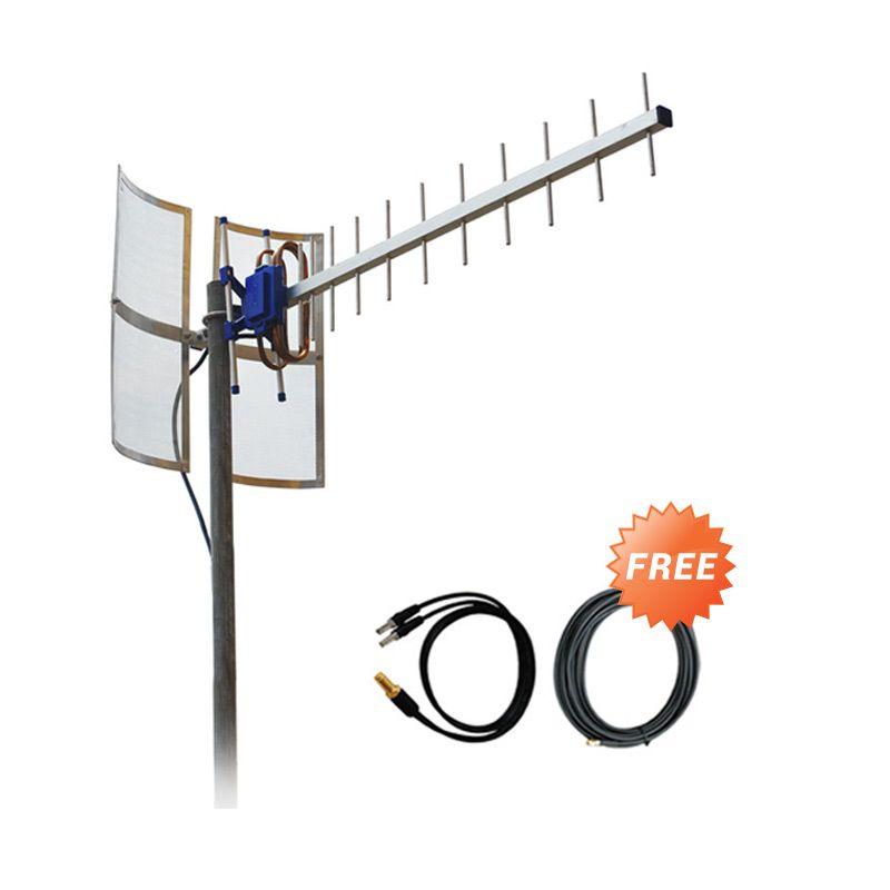 Antena Yagi TXR185 for Modem ZTE MF93E or MF95 or ZTE Flare