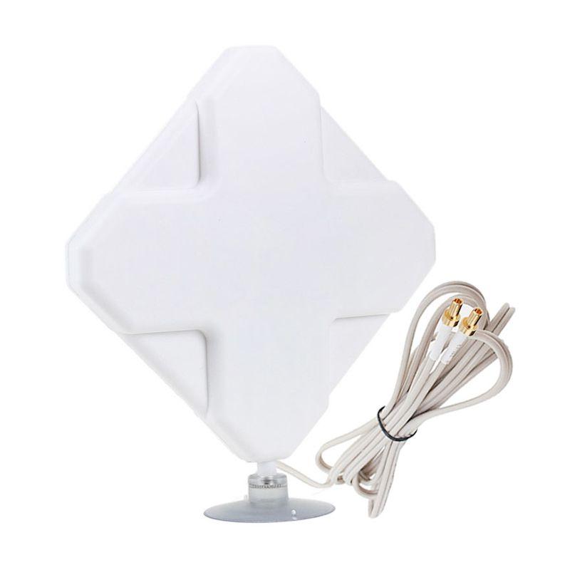 W-Max W435 white Antena Portable