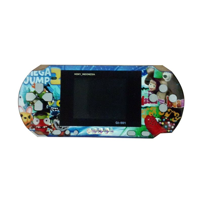 3T Game Indonesia GI-001 Biru Game Console