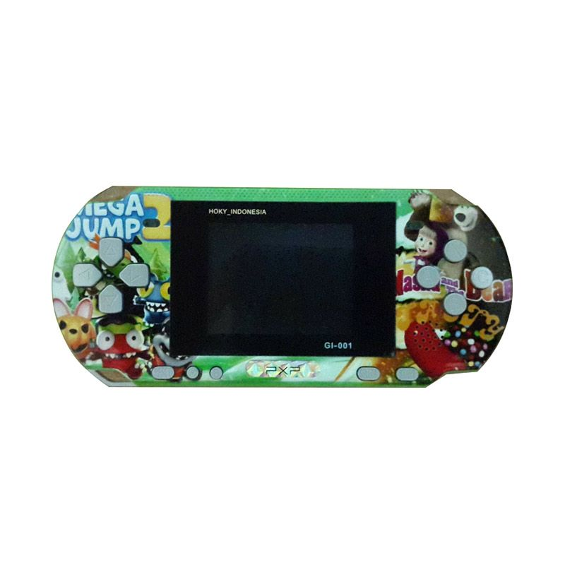 3T Game Indonesia GI-001 Hijau Game Console