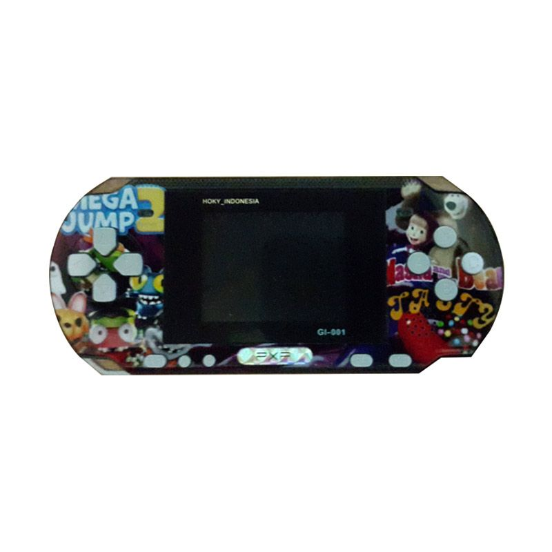 3T Game Indonesia GI-001 Hitam Game Console