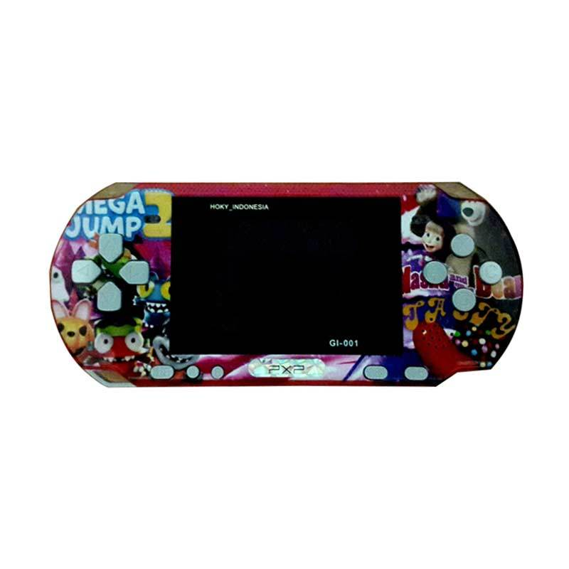3T Game Indonesia GI-001 Merah Game Console