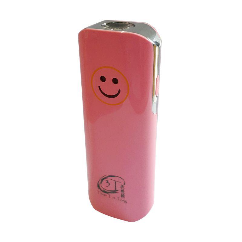 3T Pink Power Bank Senter [5600 mAh]