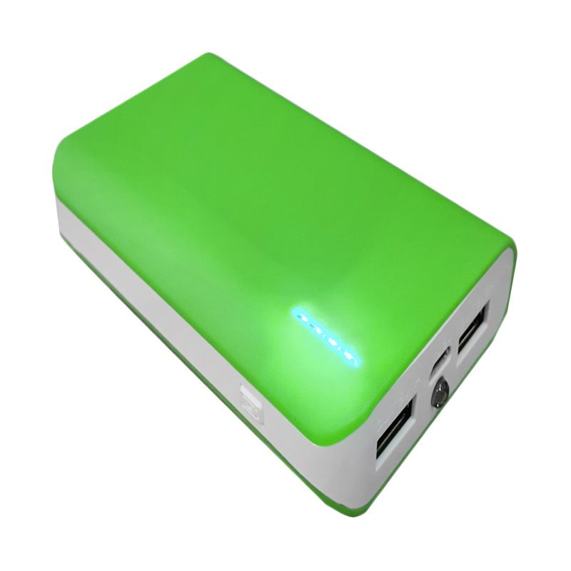 Hoky Indonesia Green White Powerbank [12000 mAh]