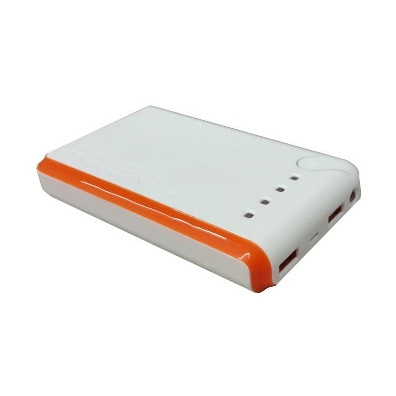 HOKY Indonesia Putih Orange Powerbank [22000 mAh]