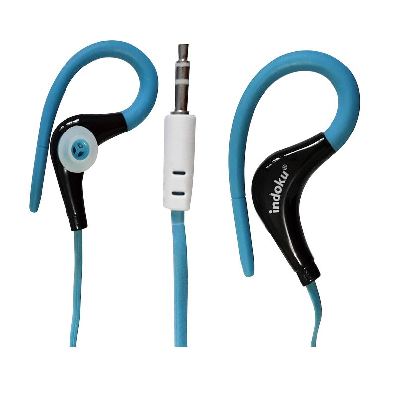Indoku 133 Blue Earphone for MP3