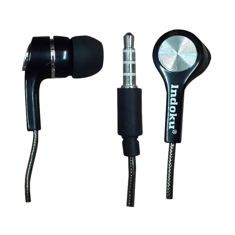 Indoku 555 Black Headset for Nokia