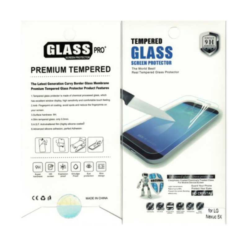 3T Tempered Glass for Asus Zenfone 2 [5.5 Inch]